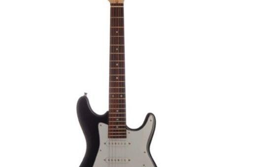 Billig guitar med god lyd