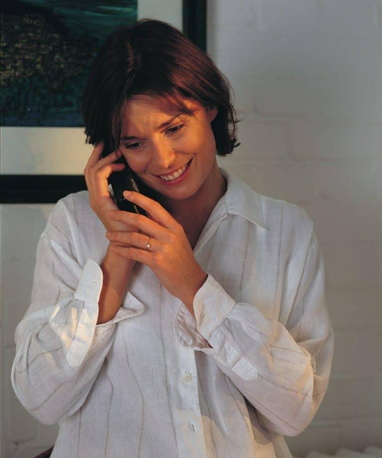 Telefonservice fordoblede medlemstallet