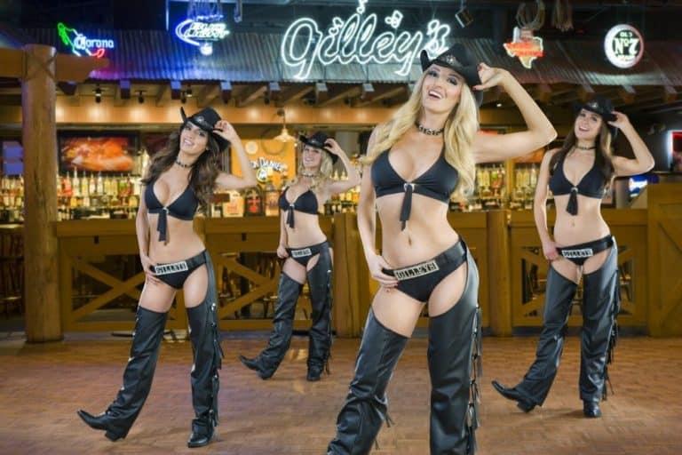 Dans og spil i Vegas